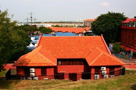 Melaka - stara część miasta