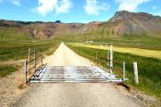 W drodze na Półwysep Snaefellsnes