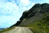 wschodnie wybrzeże Fiordow Zachodnich