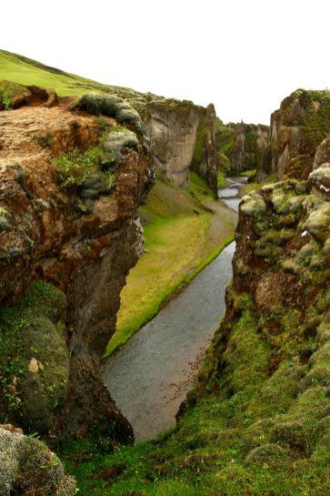 Kanion Kirkjubæjarklaustur