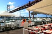 Lizbona - Alcantara