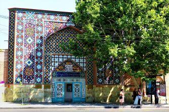 Erewań - Meczet Błękitny