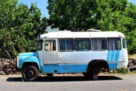 Transport w Armenii