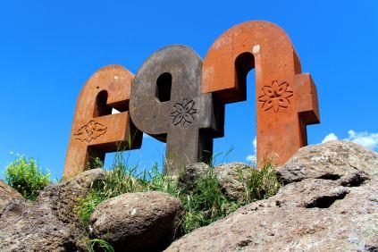 Armeński alfabet
