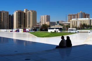 najbliższa okolica Heydar Aliyev Center
