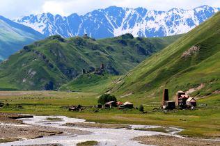Dolina Truso - Abano i Twierdza Zakagori