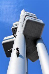 Wieża telewizyjna - Žižkov