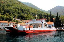 Zatoka Kotorska - przesmyk