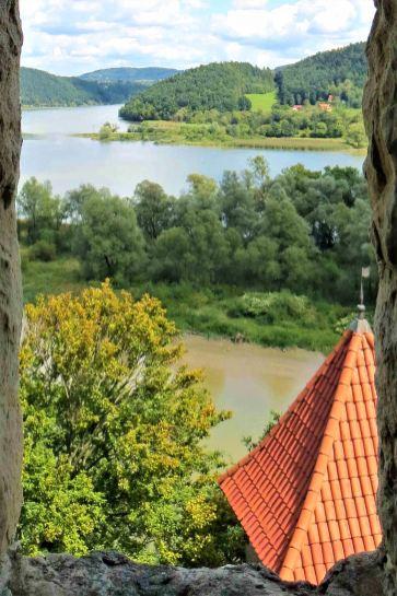 Zamek Tropsztyn