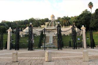 Sanktuarium i ogrody Bahaitów