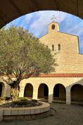 Tabgha - Kościół Rozmnożenia Chleba