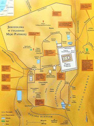 Jerozolima w okresie Męki Pańskiej