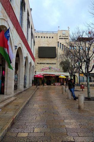 Plac przed Bazyliką Narodzenia Pańskiego