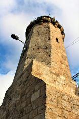 Kaplica Wniebowstąpienia oraz meczet