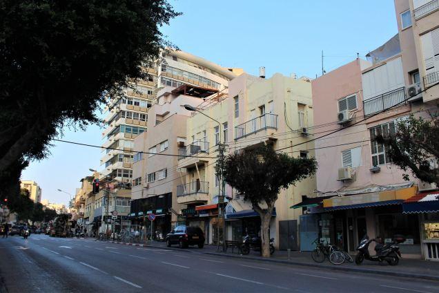 Tel Awiw centralny