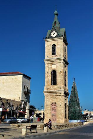 Plac z Wieżą Zegarową