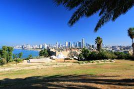Abrasha Park - panorama Tel Awiwu