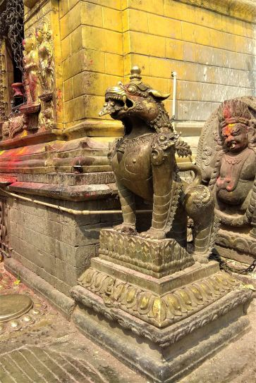 •Świątynia Hinduska Harati Ajima Temple