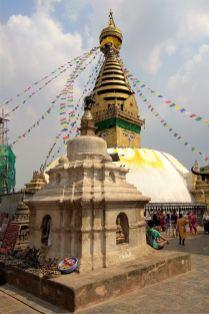 Świątynia Buddyjska Swayambhu Mahachaitya