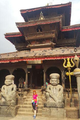 Bhaktapur - Plac Dattatreya