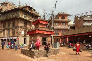 Bhaktapur - świątynie