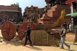 Bhaktapur - Plac Taumadhi