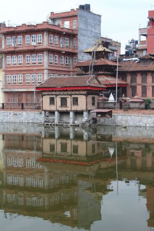 Patan - Pimbahal Pond