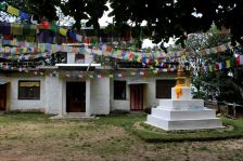 Park Narodowy Shivapuri - okolice Baghdwar