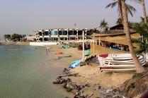 okolica Jumeirah Beach Hotel