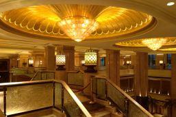 wnętrza Emirates Palace