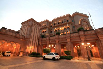 Hotel Emirates Palace