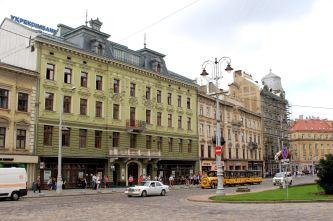 Obiekty w okolicy Prospektu Swobody