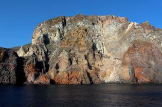 Południowe wybrzeże Lipari