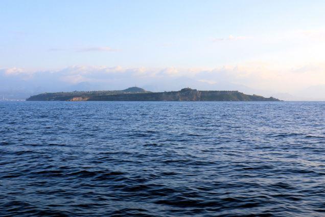Rejs - wyspy Liparyjskie