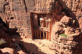 Punkt widokowy na Skarbiec Faraona