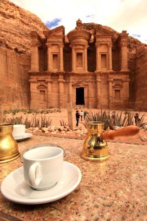 Petra - gastronomia