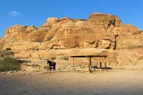 Petra - początek szlaku