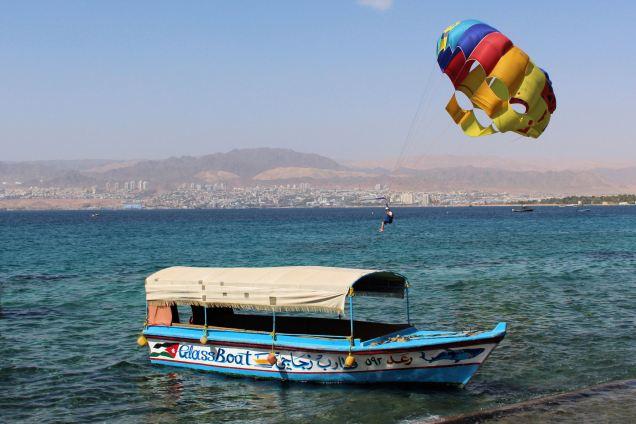 Plaża Al-Ghandour