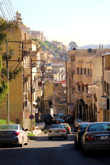 Amman - okolica Amfiteatru
