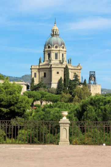 widoki sprzed Santuario Parrocchia S.Maria Di Montalto