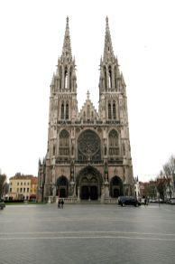Ostenda - KOŚCIÓŁ ŚWIĘTEGO PIOTRA I PAWŁA