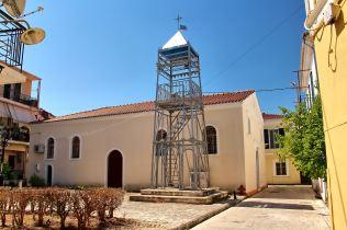 Agia Paraskevi Kościół Lefkada
