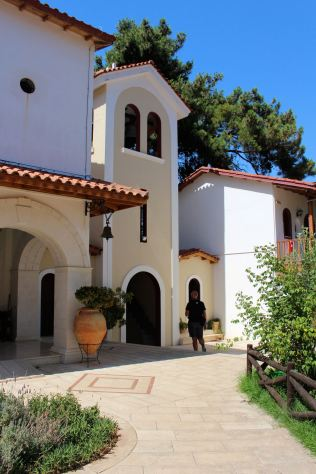 Klasztor Panagia Faneromeni