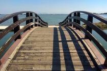 Lefkada - stolica - promenada północna