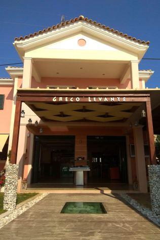 Lefkada centralna - Greco Levante