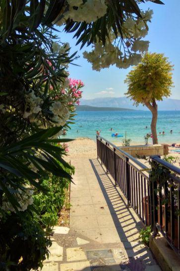 Nikiana - plaże centrum