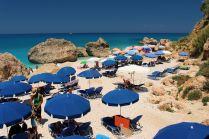 Plaże zachodnie - Kavalikefta beach