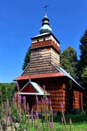 Cerkiew greckokatolicka Narodzenia Bogarodzicy w Szymbarku