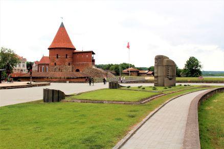 Zamek w Kownie