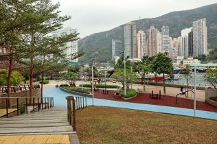 AP LEI CHAU WIND TOWER PARK